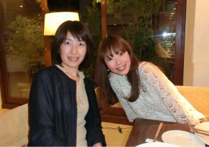 COTTO梅田さん花木さん